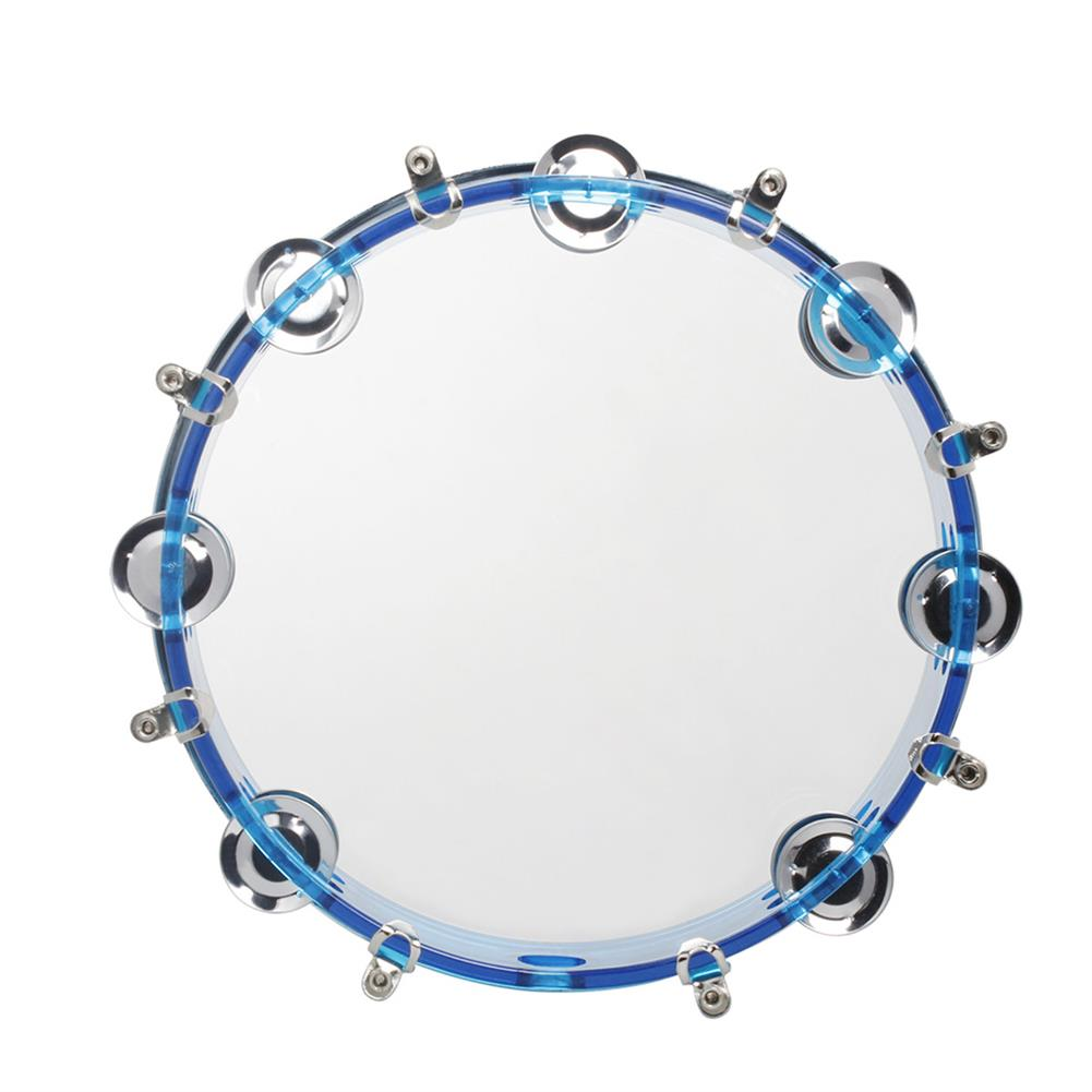 orff-instruments 10 inch J93 ABS Self-adjusting Hand Tambourine Orff instruments for Children HOB1601430 3