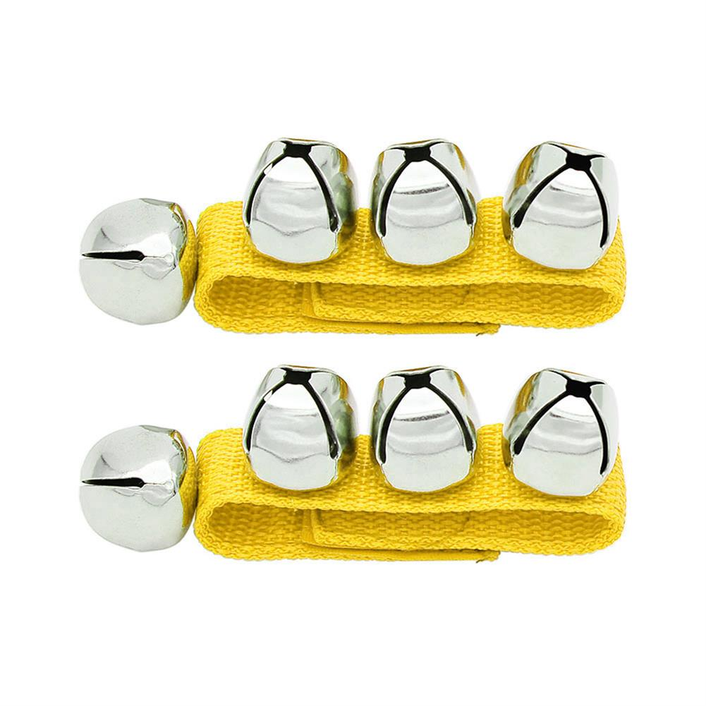 orff-instruments 8 Piece Set Orff Musical instruments Hand Bell Sand Hammer Castanets Harmonica Shake Rattle Educational Tools Rhythm Kit for Kids Toddlers HOB1601434 2