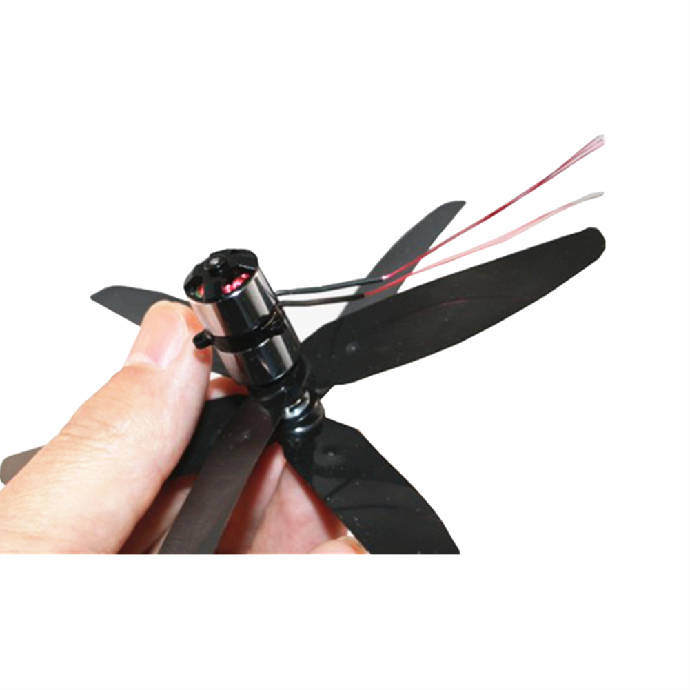 rc-airplane-parts YX-13DZ 2200KV Brushless Motor Coaxial Scull Mini Motor with EP5030 5030 Propeller for RC Drone RC Airplane HOB1601962 1