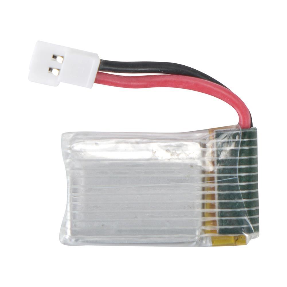 battery-charger 4Pcs 3.7V 150mAh 30C 1S Lipo Battery White Plug with JJRC X8 Charger HOB1602941 3