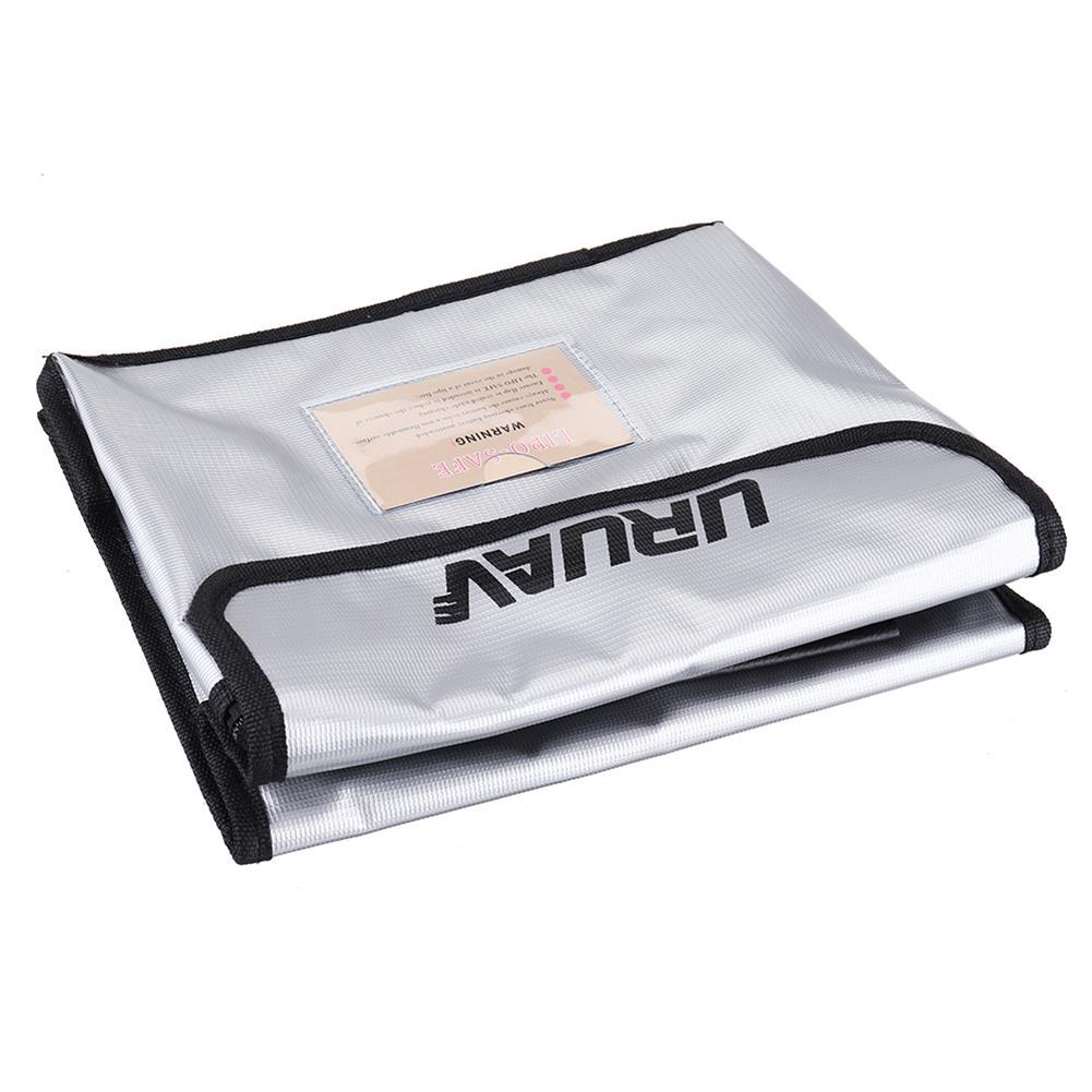 battery-charger URUAV UR27 Fireproof Waterproof Lipo Battery Safety Bag 26X18X13cm with Label Folder HOB1602946 2