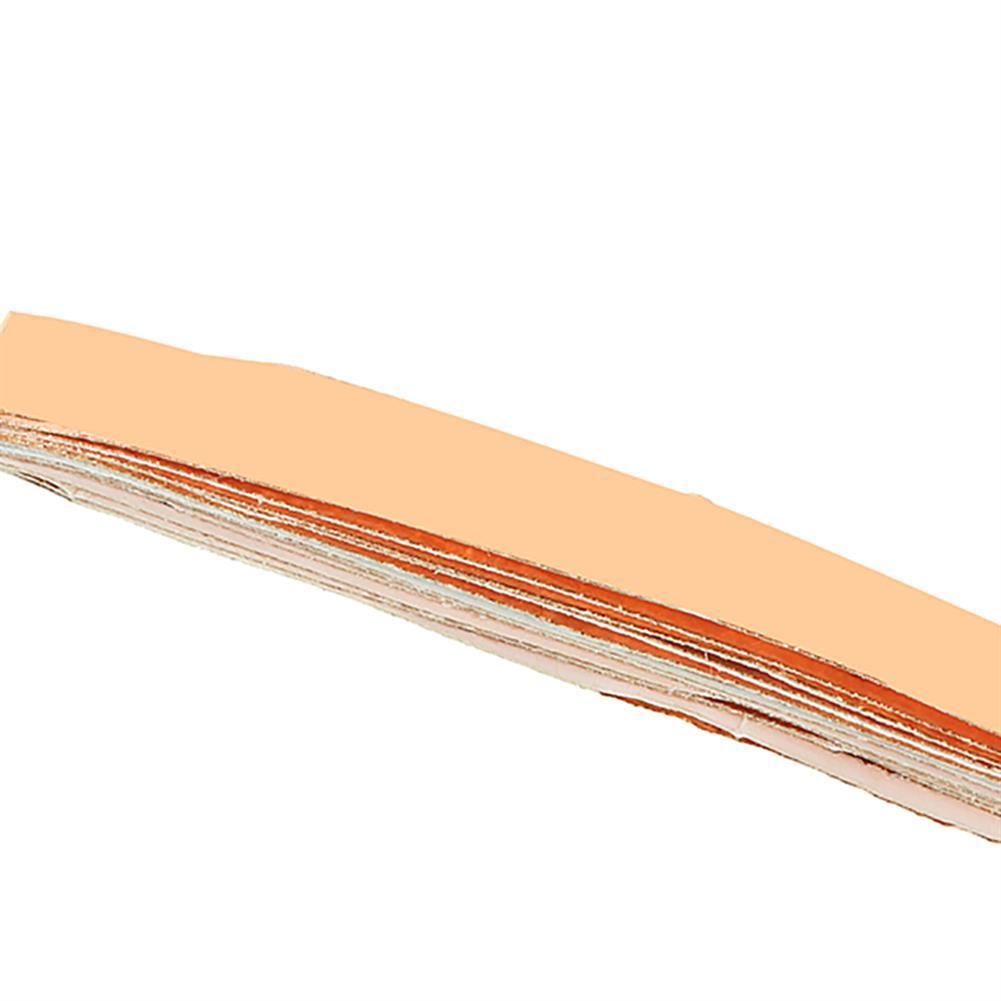 tools-bags-storage 1mX8mm RCPROPLUS RCA1948 EMI Shield Eliminate EMI Anti-static Tape Conductive Copper Foil Tape HOB1604188 3