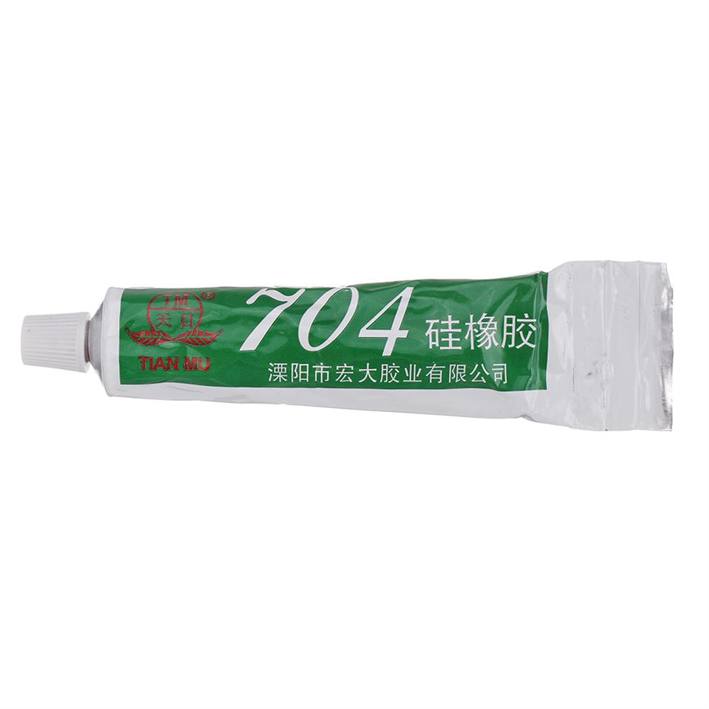 tools-bags-storage TIAN MU 704 Fixed High Temperature Resistant Silicone Rubber Sealing Glue White Black Color HOB1604314 2