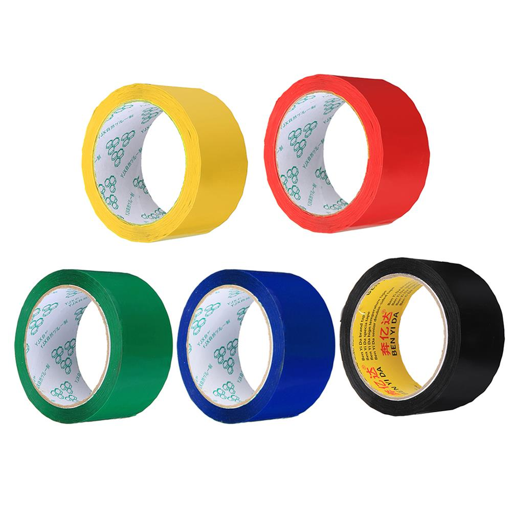 tools-bags-storage 47mmx60m Red Blue Green Yellow Black Color Adhesive Tape for RC Airplane Painting HOB1604322
