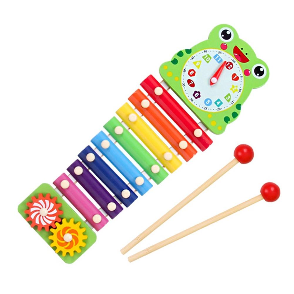 orff-instruments Hand Knocking Piano Musical Hand Xylophone Orff Musical instruments Early Education Enlightenment instrument for Children HOB1604998