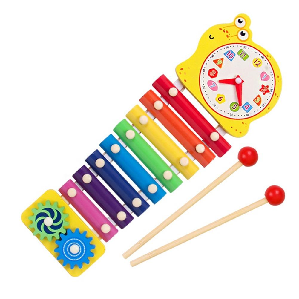 orff-instruments Hand Knocking Piano Musical Hand Xylophone Orff Musical instruments Early Education Enlightenment instrument for Children HOB1604998 1