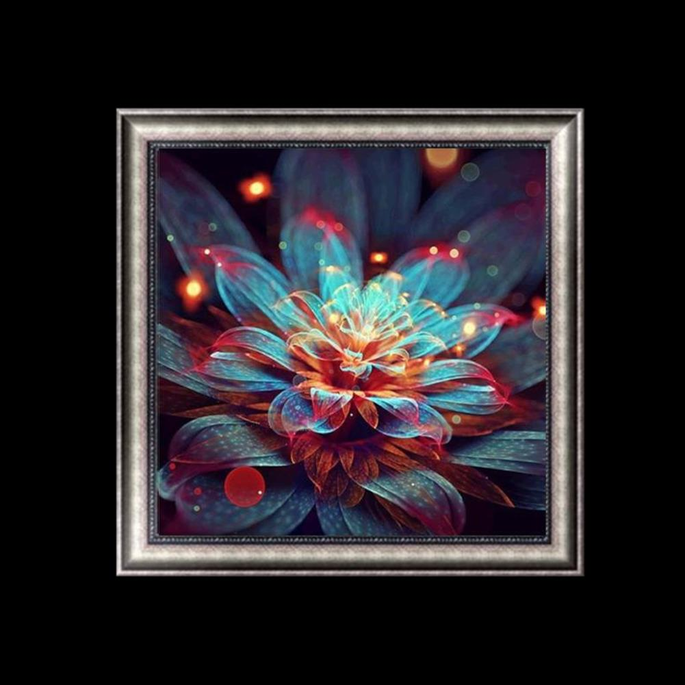 decoration Full 5D Diamond Paintings Tool Abstract Flower Craft Stitch Tools Home Wall Decorations HOB1605765