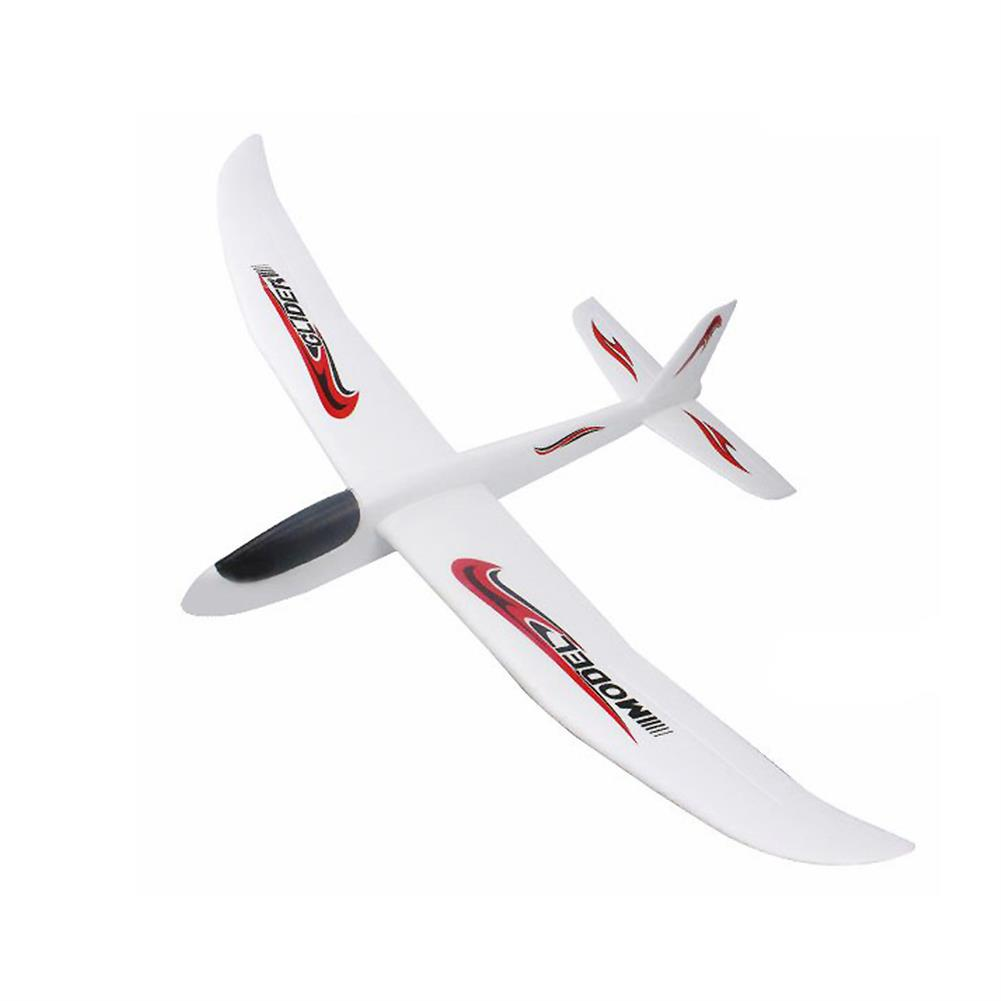 plane-parachute-toys 100CM EPP Foam Hand Throwing Aircraft Fixed Wing DIY Aviation Model Plane Toy HOB1609610 1