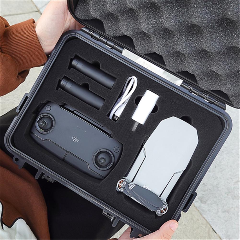 rc-quadcopter-parts STARTRC Waterproof Sealed Suitcase Portable Storage Bag Carrying Case Handbag for DJI Mavic Mini RC Drone HOB1614962 1