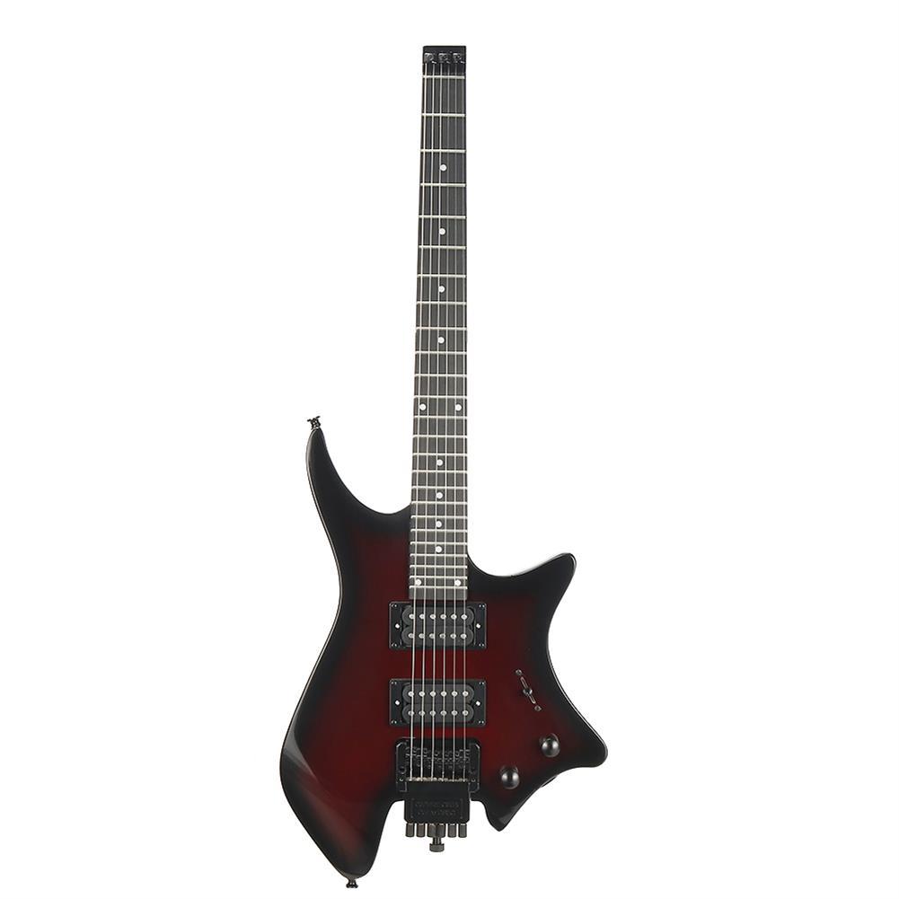 electric-guitars IRIN R-700 Headless Electric Guitar Set Dual Pickups Built-in String Lock Module with Speaker HOB1614968 1