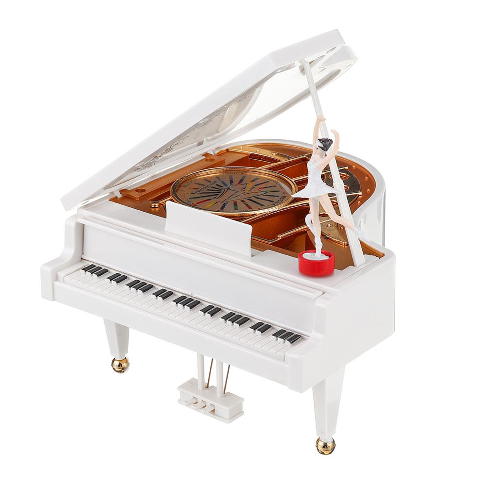 music-box Vintage Ballerina Girl Dancing on the Piano Music Box Christmas Gift Valentine's Day Gift Home Decoration HOB1614970 1
