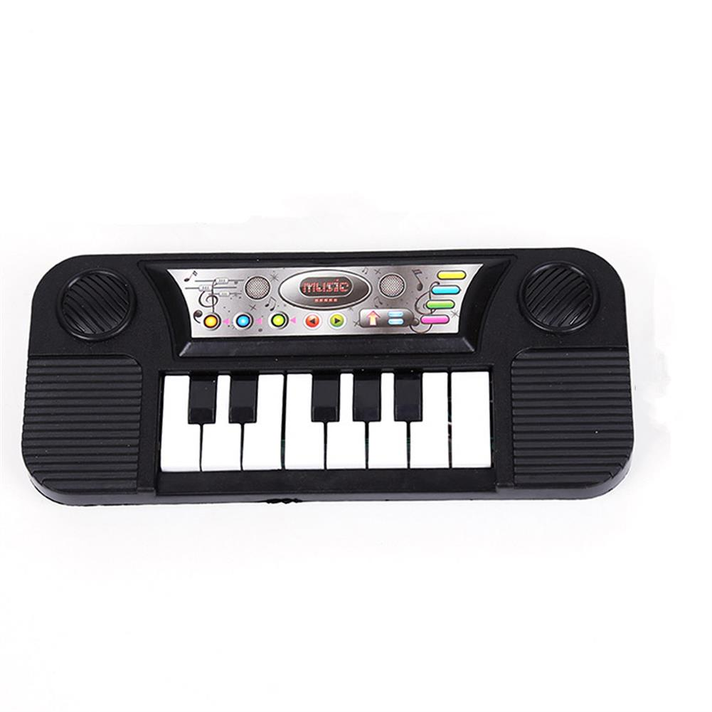 electronic-keyboards 8 Keys Mini Piano Toy Keyboard Musical instrument for Children Music Enlightenment HOB1615603
