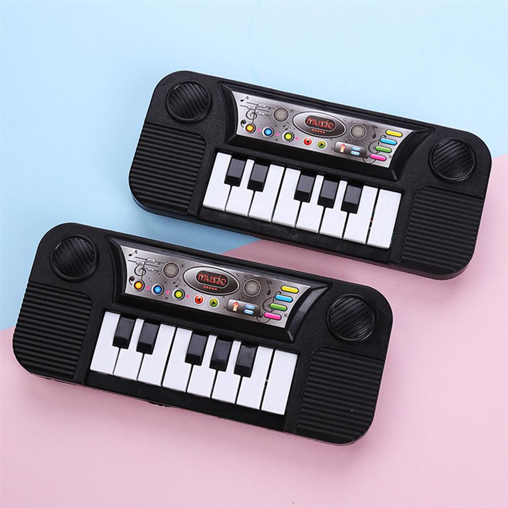 electronic-keyboards 8 Keys Mini Piano Toy Keyboard Musical instrument for Children Music Enlightenment HOB1615603 1