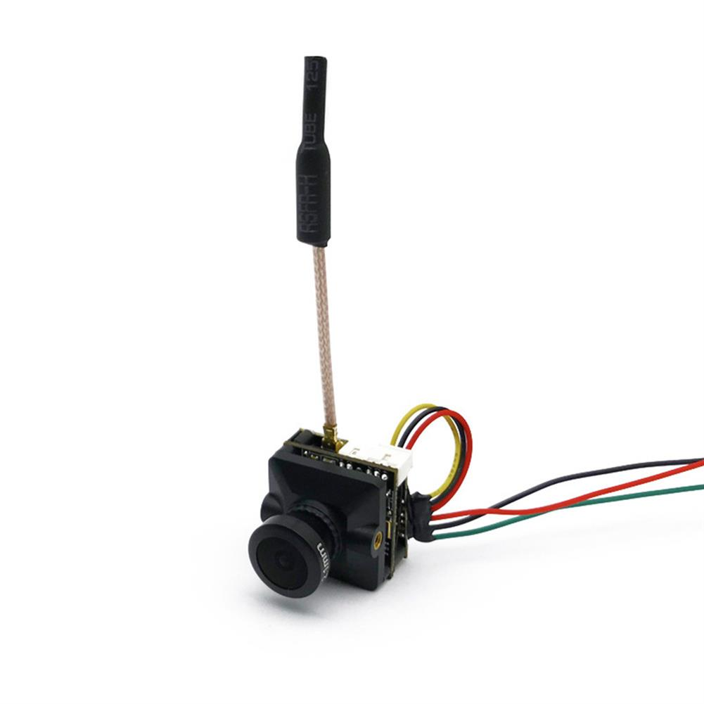 fpv-system EWRF e7087U 5.8G Video FPV Transmitter with FPV Camera Cmos 1200TVL 2.1mm Lens for FPV Racing RC Drone DC5-24V HOB1616036