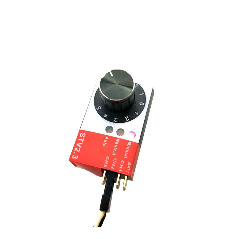 rc-airplane-parts Servo Motor ESC Controller Simple Servo Tester for RC Airplane Spare Part RC Models HOB1616041 1