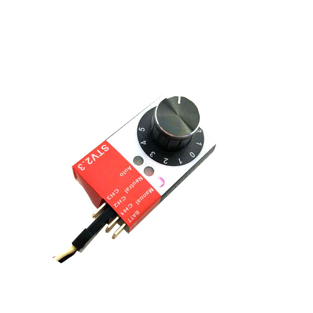 rc-airplane-parts Servo Motor ESC Controller Simple Servo Tester for RC Airplane Spare Part RC Models HOB1616041 2