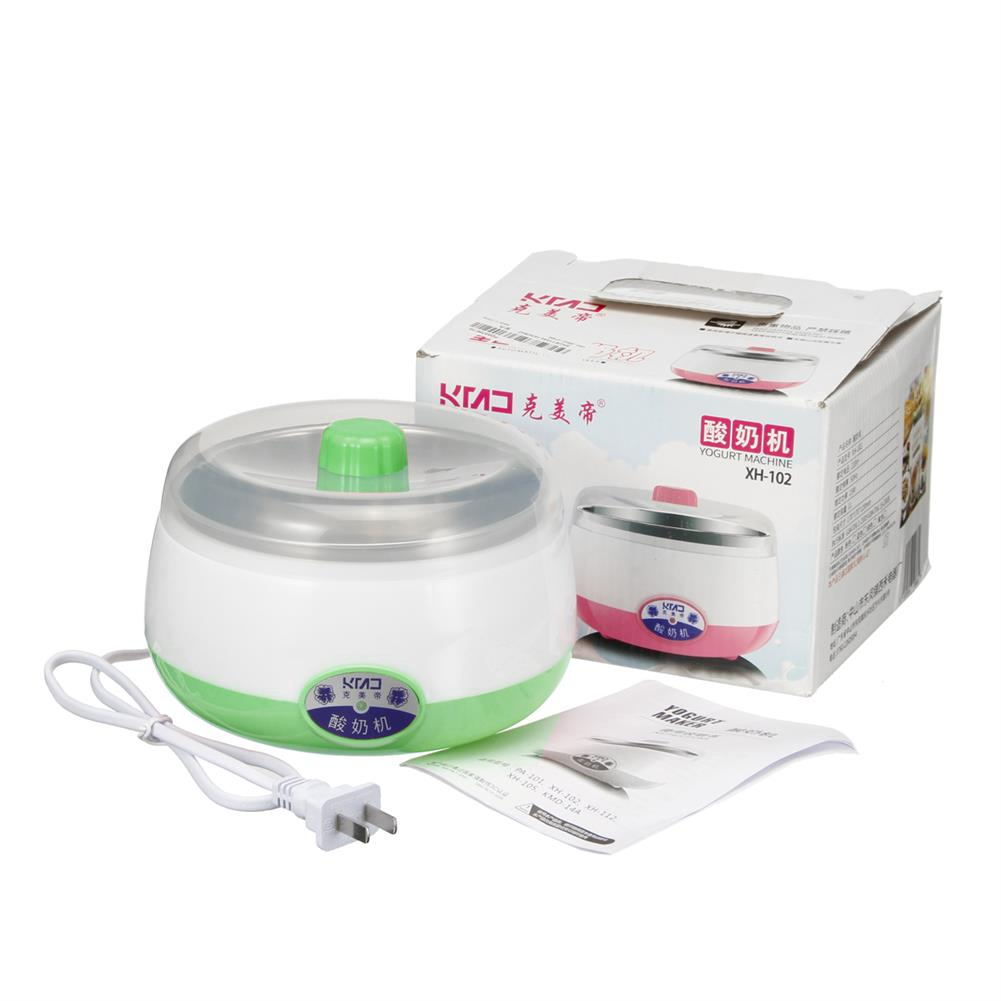 paper-art-drawing Electric Yogurt Maker Yogurt Automatic Stainless Steel Home Kitchen DIY Machine HOB1616844 1