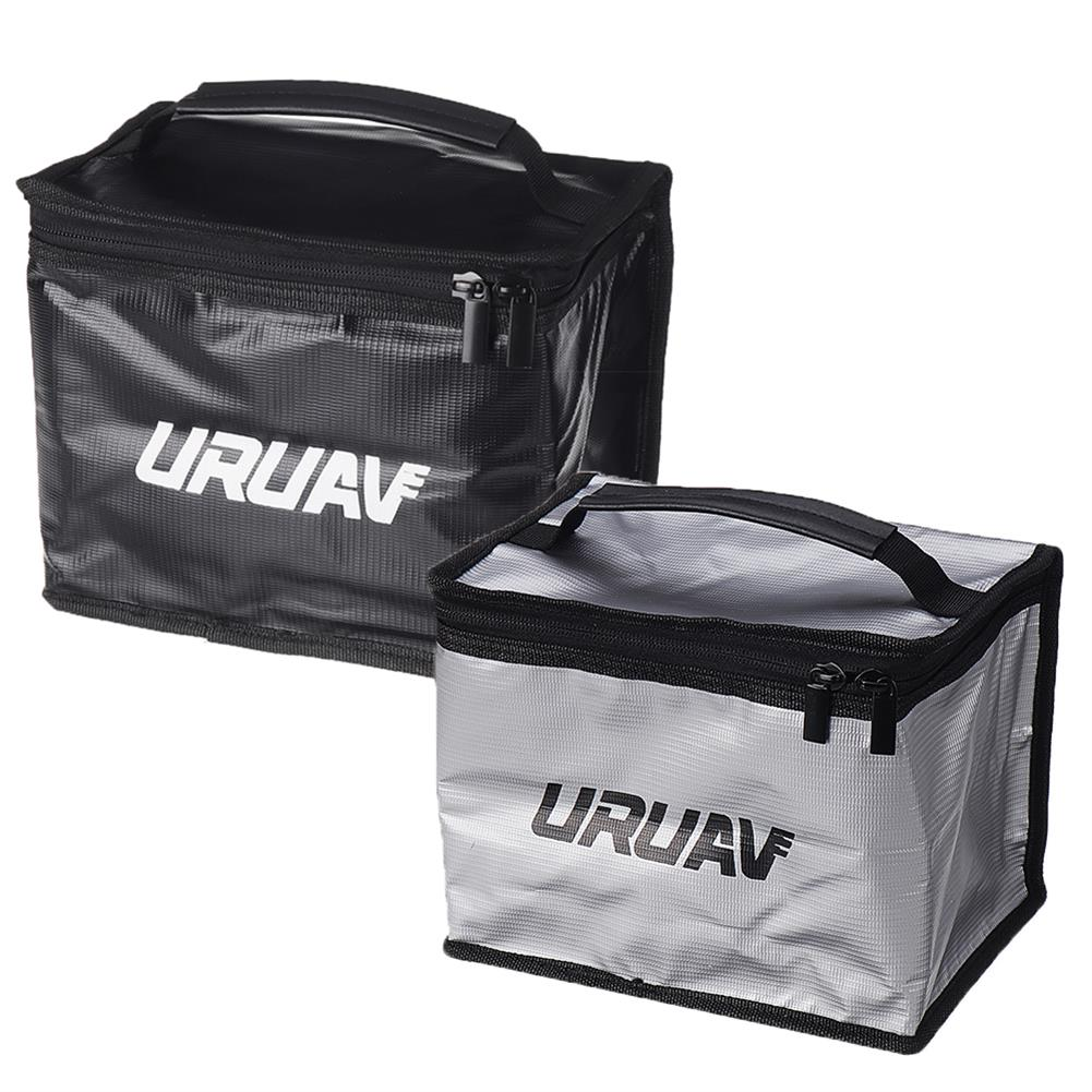 battery-charger URUAV UR22 Fireproof Waterproof Lipo Battery Safety Bag 220*170*150mm with Partition Board HOB1617825