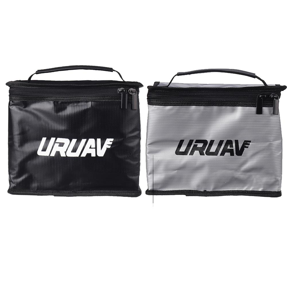 battery-charger URUAV UR22 Fireproof Waterproof Lipo Battery Safety Bag 220*170*150mm with Partition Board HOB1617825 1