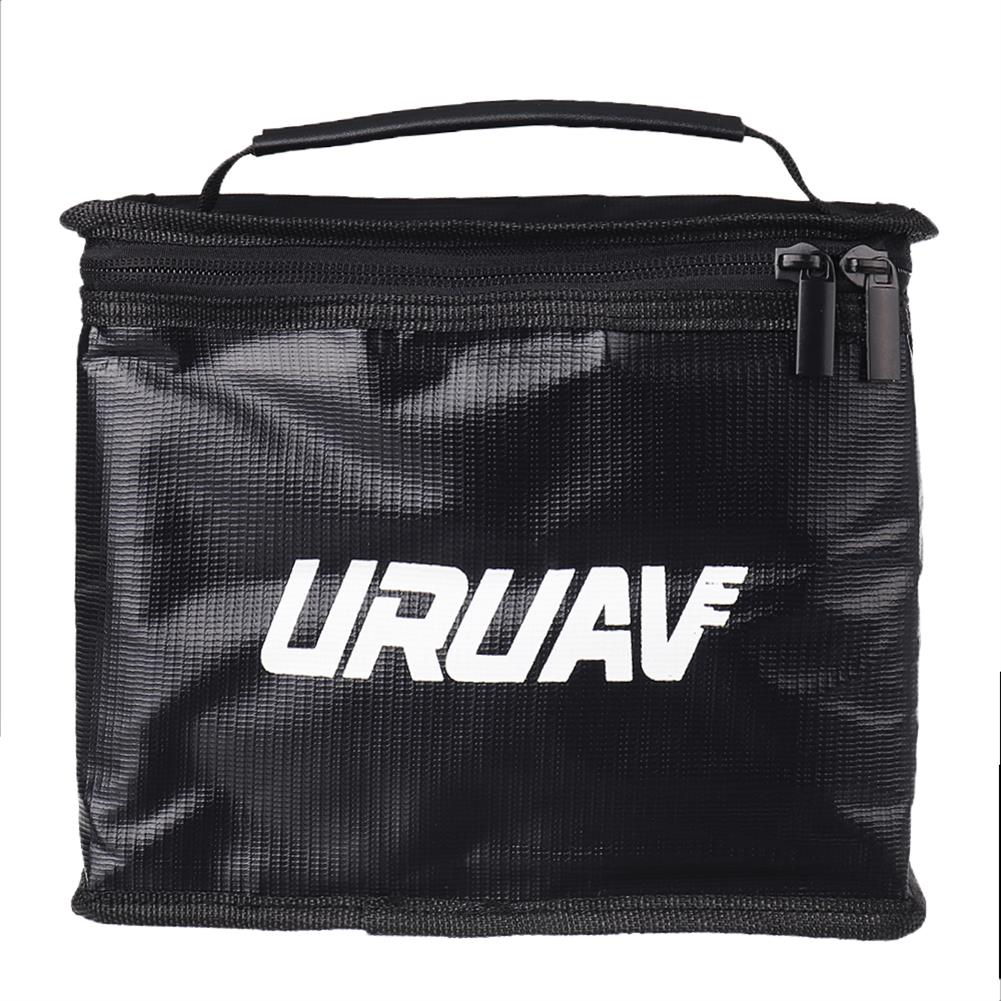 battery-charger URUAV UR22 Fireproof Waterproof Lipo Battery Safety Bag 220*170*150mm with Partition Board HOB1617825 2