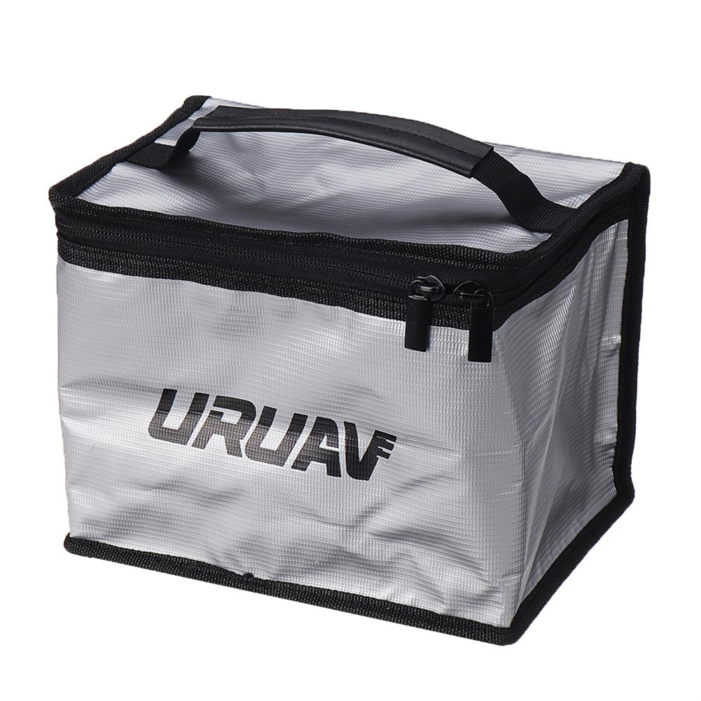 battery-charger URUAV UR22 Fireproof Waterproof Lipo Battery Safety Bag 220*170*150mm with Partition Board HOB1617825 3