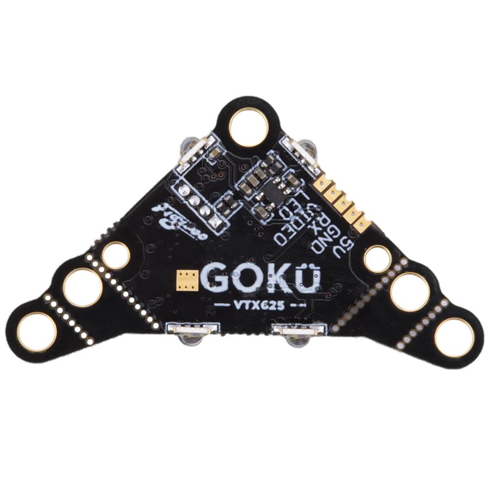 multi-rotor-parts Flywoo GOKU VTX625 PIT/25mW/50mW/100mW/200mW/450mW VTX Switchable 5V 16mm/20mm/30.5mm Mounting Hole HOB1618414 3