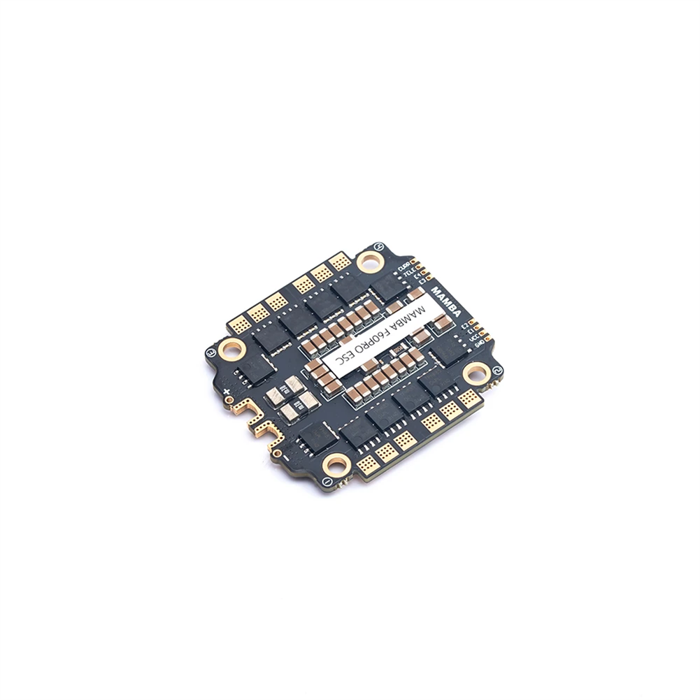 multi-rotor-parts 30.5x30.5mm Mamba F60PRO 60A BL_32 3-6S 4in1 Brushless ESC DShot1200 for RC Drone FPV Racing HOB1619623 1