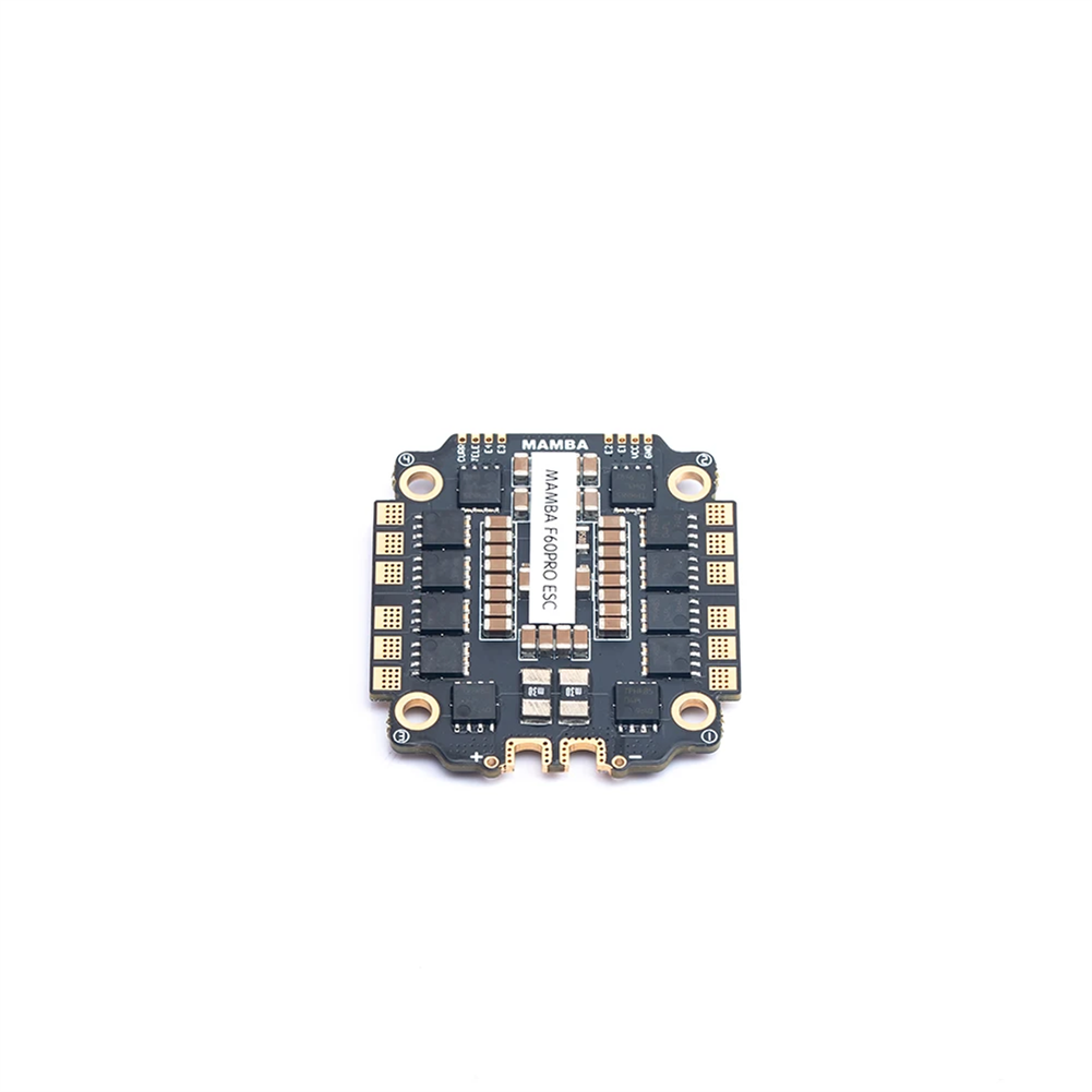 multi-rotor-parts 30.5x30.5mm Mamba F60PRO 60A BL_32 3-6S 4in1 Brushless ESC DShot1200 for RC Drone FPV Racing HOB1619623 2
