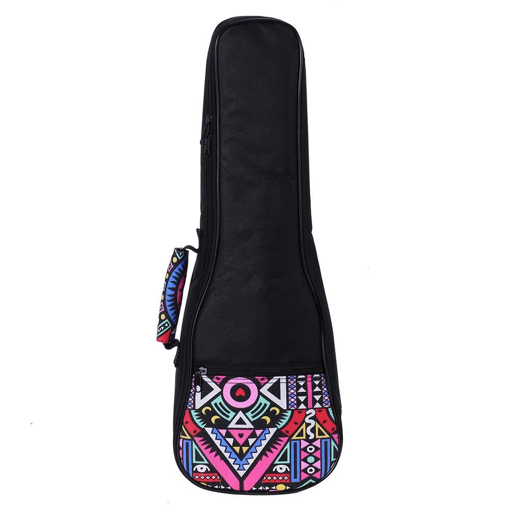 guitar-accessories 21 23 26 inch Oxford Cloth Ukulele Gig Bag Case Soft Padded for Ukulele HOB1619998