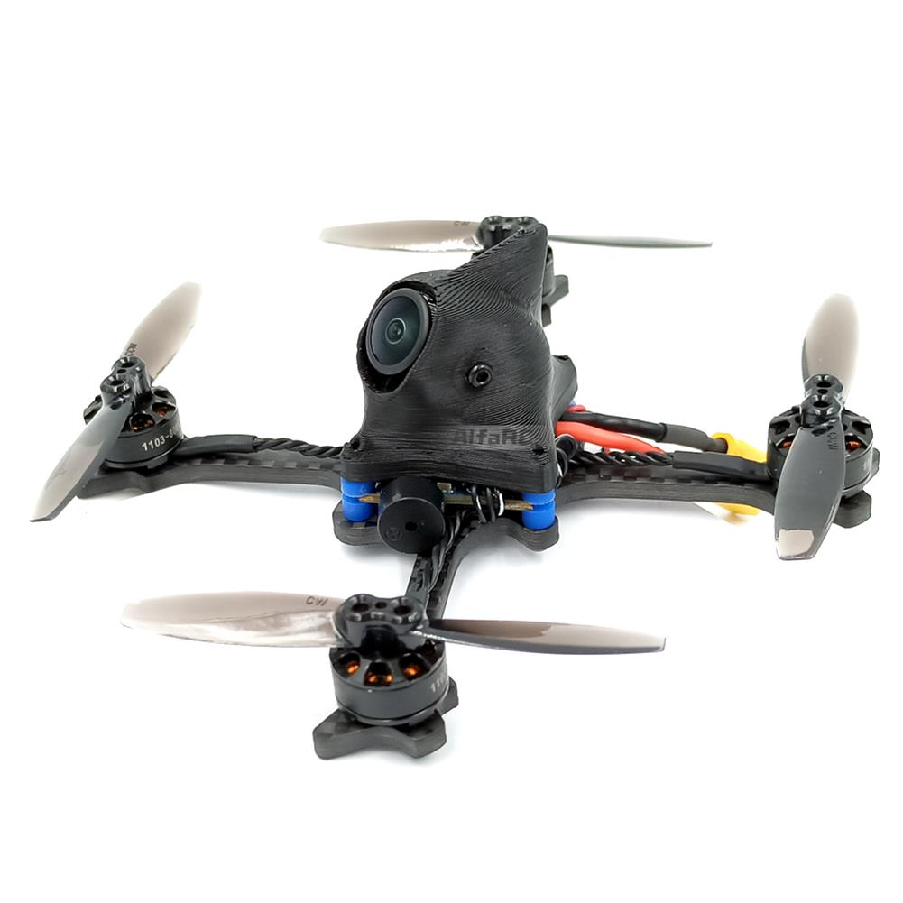 multi-rotor-parts AlfaRC Eyas100 100mm Ture X Type Freestyle Frame Kit Support 1103 1104 1206 Motor for Toothpick FPV Rcing RC Drone HOB1623489