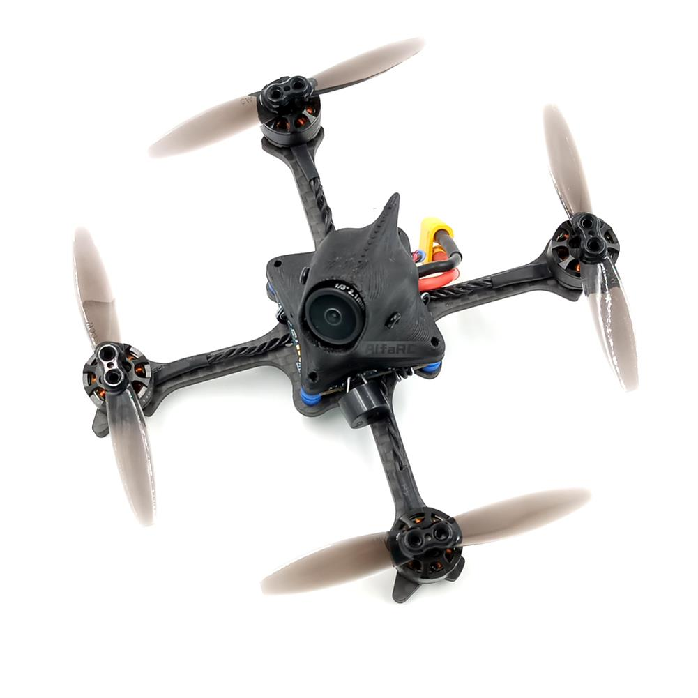 multi-rotor-parts AlfaRC Eyas100 100mm Ture X Type Freestyle Frame Kit Support 1103 1104 1206 Motor for Toothpick FPV Rcing RC Drone HOB1623489 1