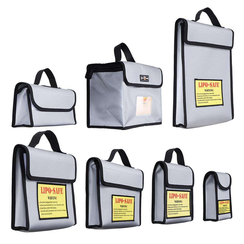 battery-charger HJ Fireproof Waterproof Lipo Battery Fireproof Explosion Proof Safety Bag Optional Size HOB1631229