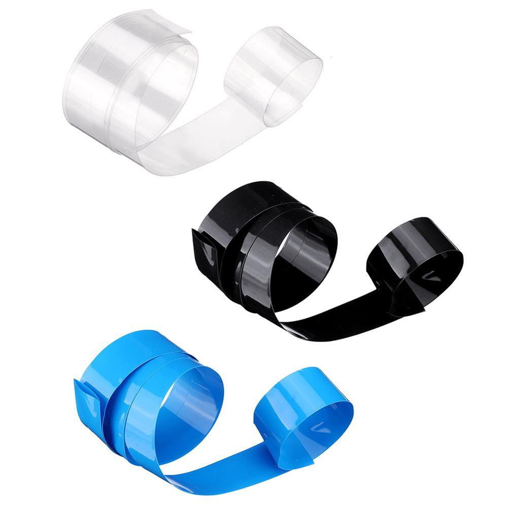 battery-charger 1m PVC Heat Shrink Tube Black/Blue/Transparent 30/40/46/50/60/70/86mm Wide for Lipo Battery HOB1631233 1