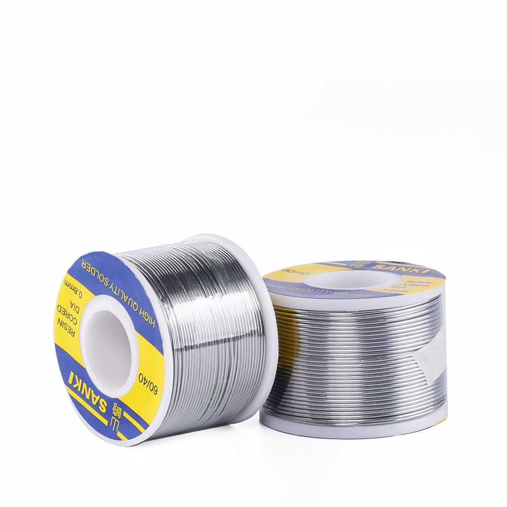tools-bags-storage SANKI 0.8/1.0mm Solder Wire Low Temperature Rosin Core Tin Wire for RC Model HOB1633663