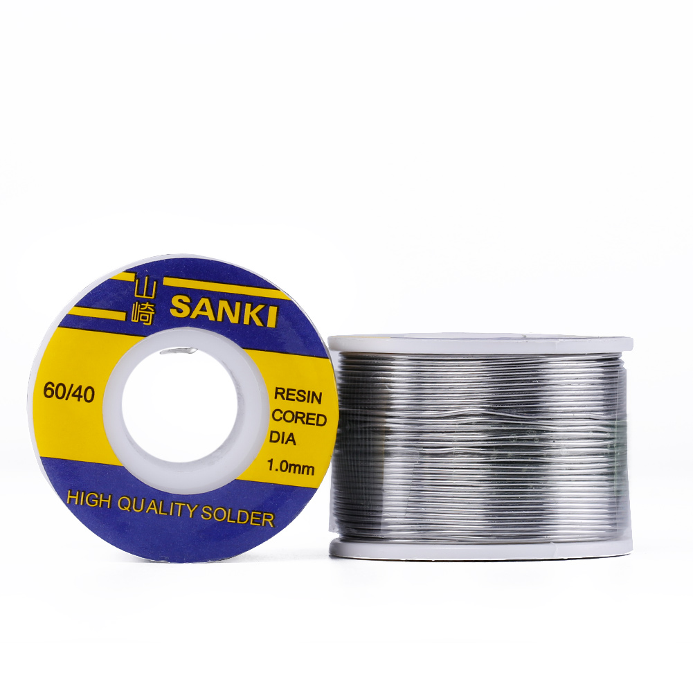 tools-bags-storage SANKI 0.8/1.0mm Solder Wire Low Temperature Rosin Core Tin Wire for RC Model HOB1633663 3