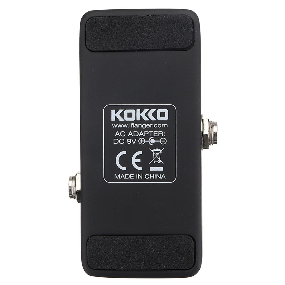 guitar-accessories Flanger KOKKO FRB2 SPACE MINI Guitar Effects Pedal True Bypass DC 9V 300MA Pedal Effects HOB1636362 2