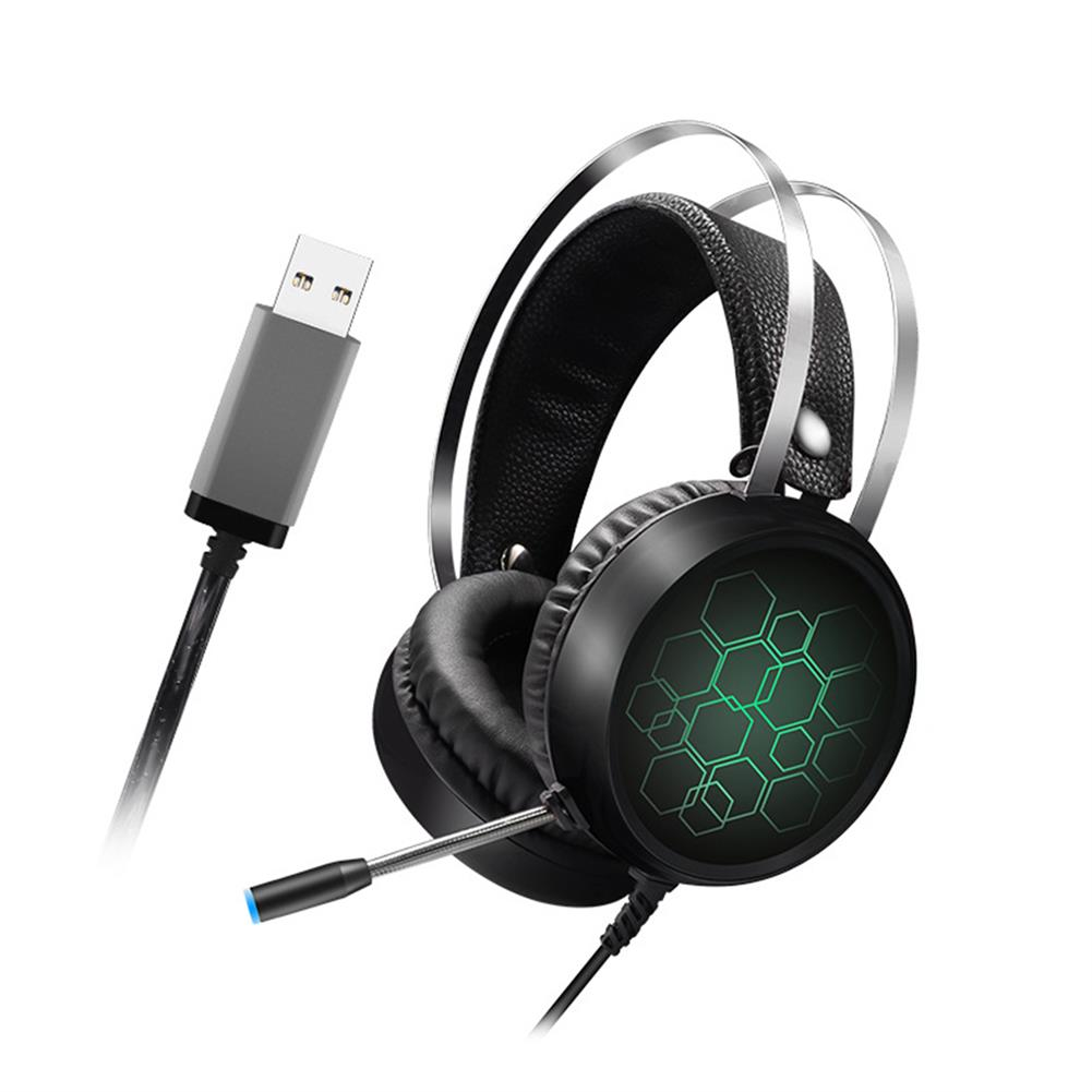 headphone 3.5mm USB/7.1 Channels Wired Gaming Headphone Heavy Bass Headset for Professional Computer Gamer HOB1638791 1