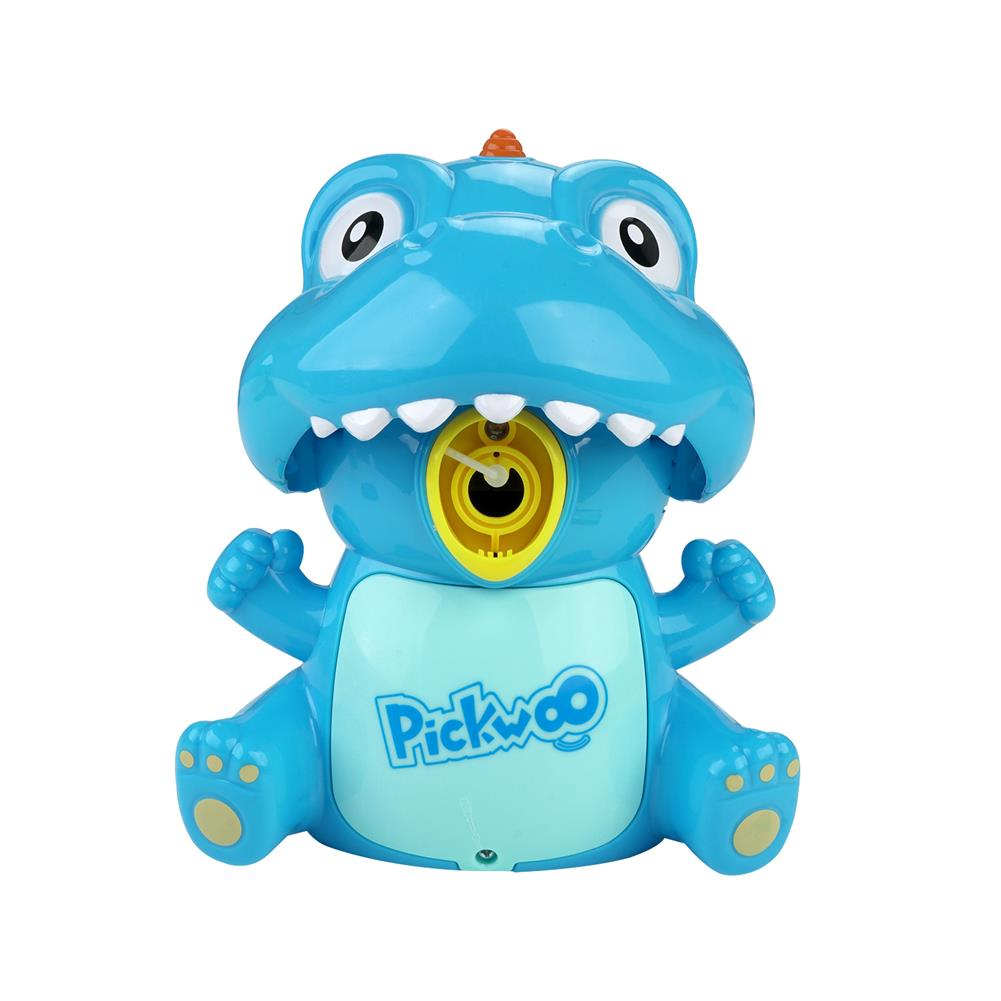 novelties Pickwoo Dinosaur Automatic Bubble Machine Maker with Dual Mode with LED Light and Music Novelties Toys for Kids Gift HOB1643803