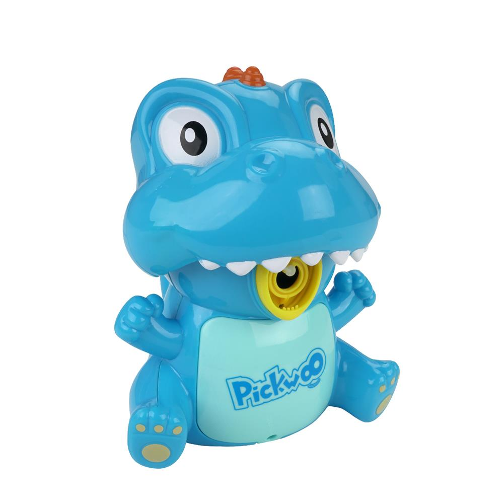 novelties Pickwoo Dinosaur Automatic Bubble Machine Maker with Dual Mode with LED Light and Music Novelties Toys for Kids Gift HOB1643803 1