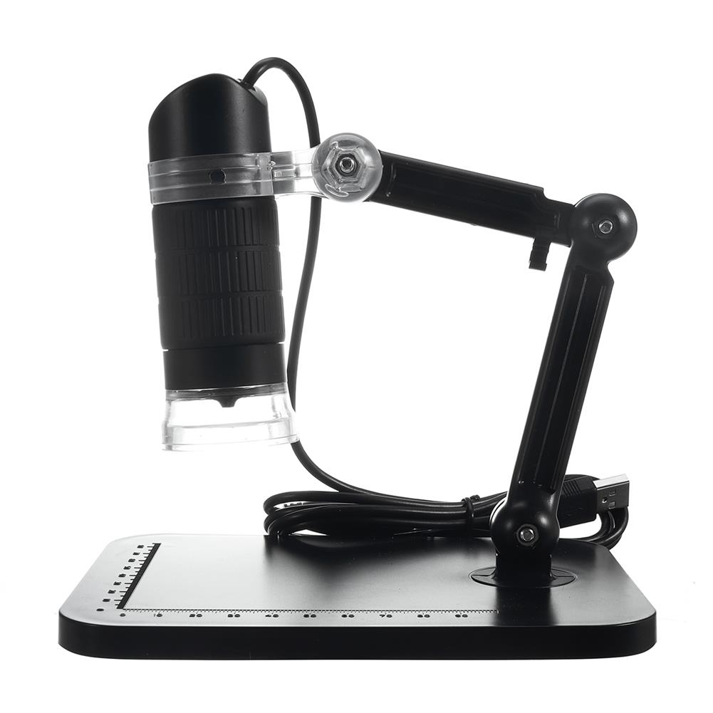 magnetic-toys 1000x Magnifier 8 LED USB Digital Microscope Zoom Camera with Lift HOB1644750 1