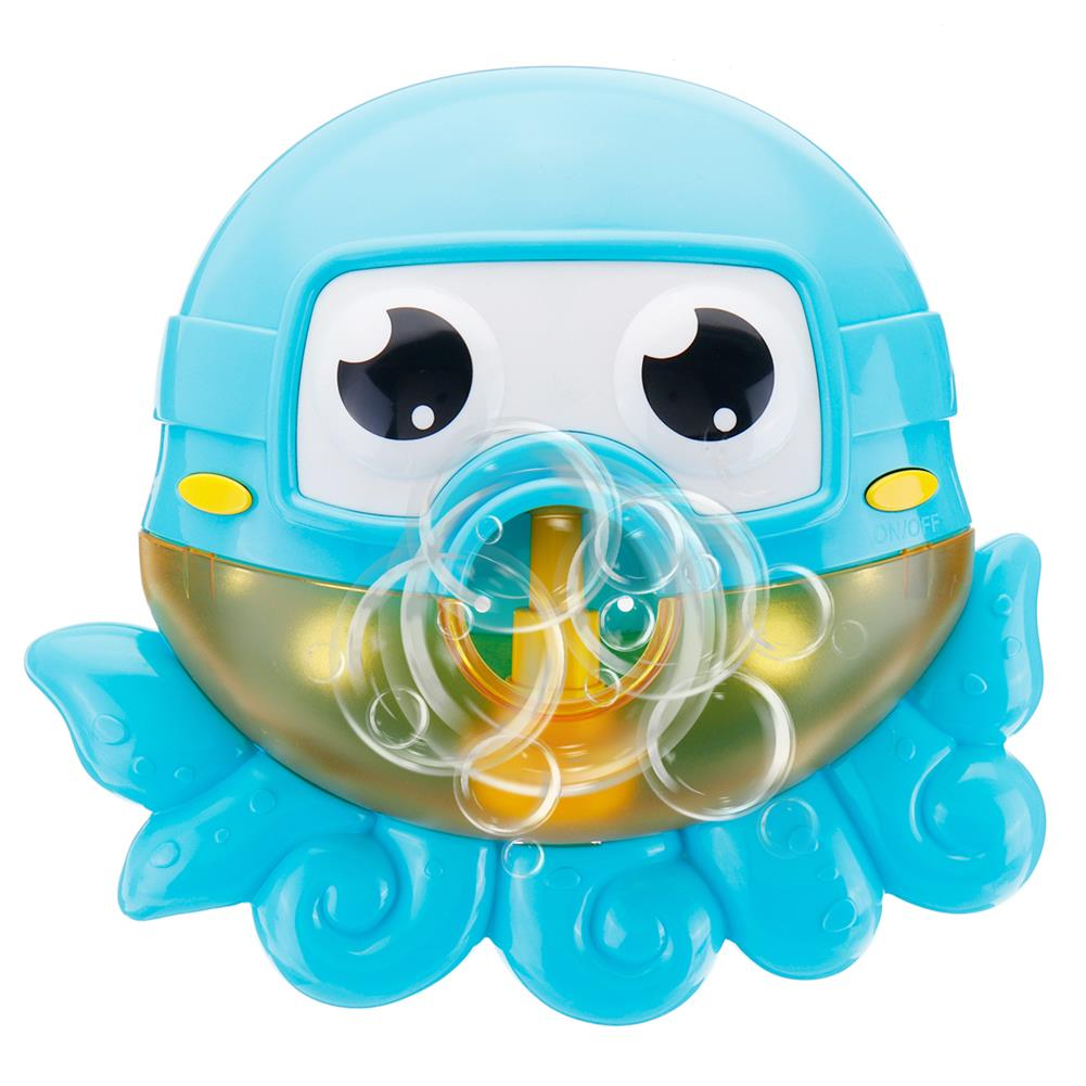 puzzle-game-toys Bath Water Toys Baby Kids Sucker Octopus Carton MUSIC Automatic Bubble Play Fun HOB1645221