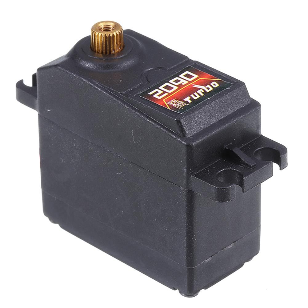 rc-car-parts 2090 20KG Waterproof Digital Servo Metal Gear for Rock Crawler RC Car Parts HOB1647357 1
