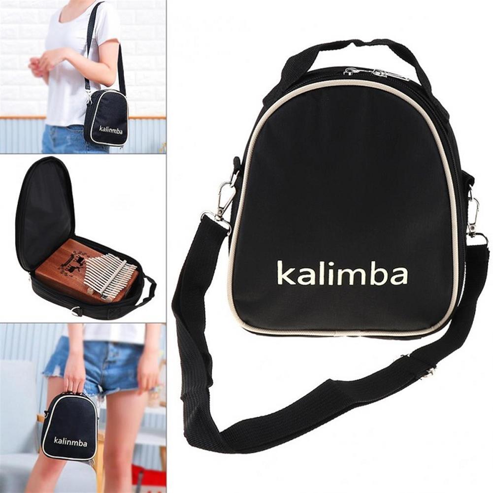 keyboard-accessories Debbie KB10 17 / 15 / 10 Key Oxford Cloth Universal Kalimbas Storage Bag Thumb Piano Mbira Portable Bag HOB1648462