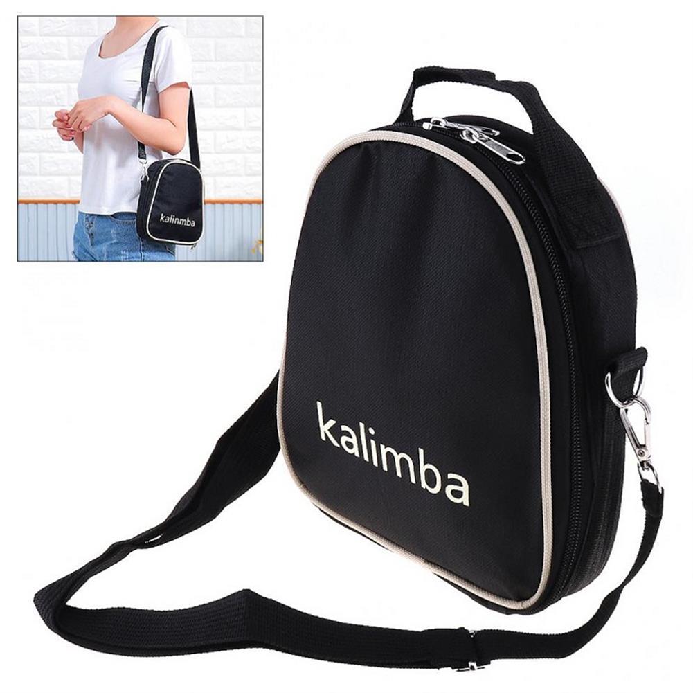 keyboard-accessories Debbie KB10 17 / 15 / 10 Key Oxford Cloth Universal Kalimbas Storage Bag Thumb Piano Mbira Portable Bag HOB1648462 1