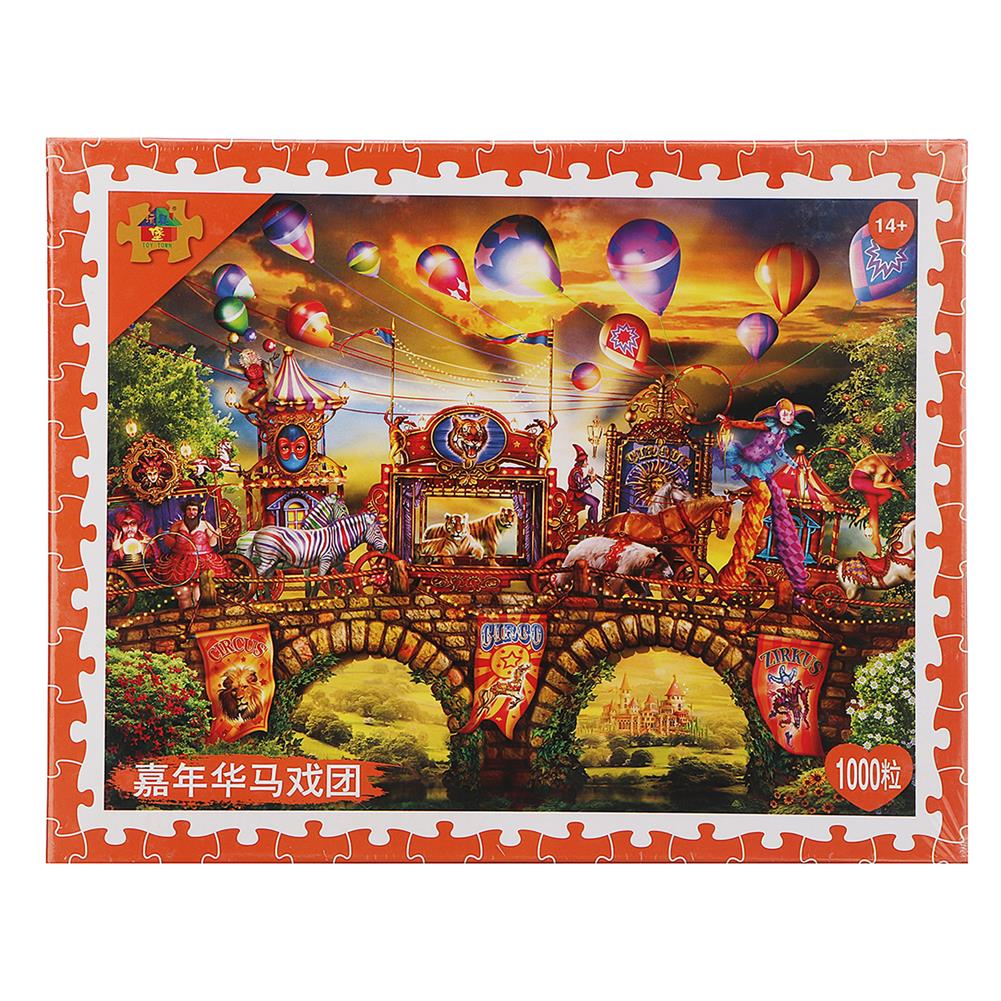 puzzle-game-toys 1000 Pieces Jigsaw Puzzle Toy for Adults Children Kids Games Educational Toys HOB1651996 1