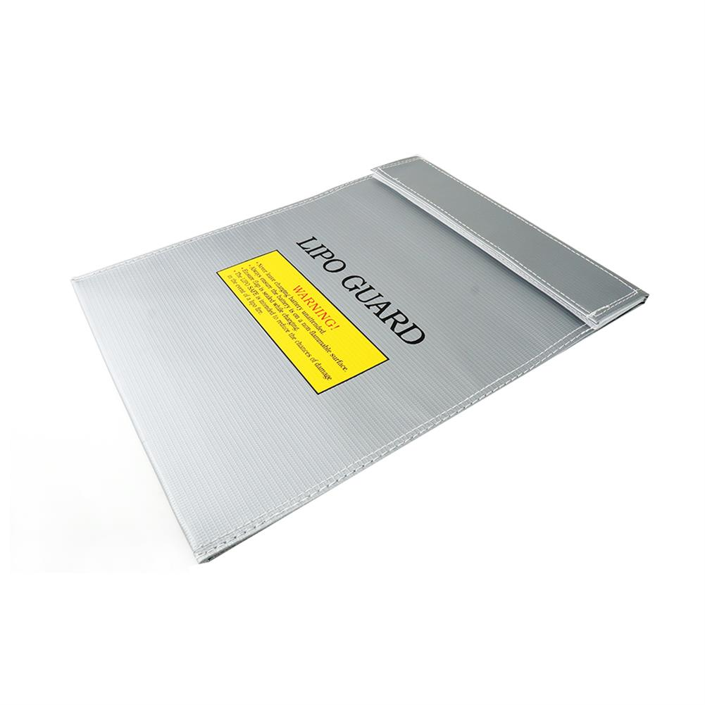 battery-charger HaMo Model Explosion-proof Fireproof Safe Storage Bag 85*75*65/230*300mm for RC LiPo Battery HOB1653152 2