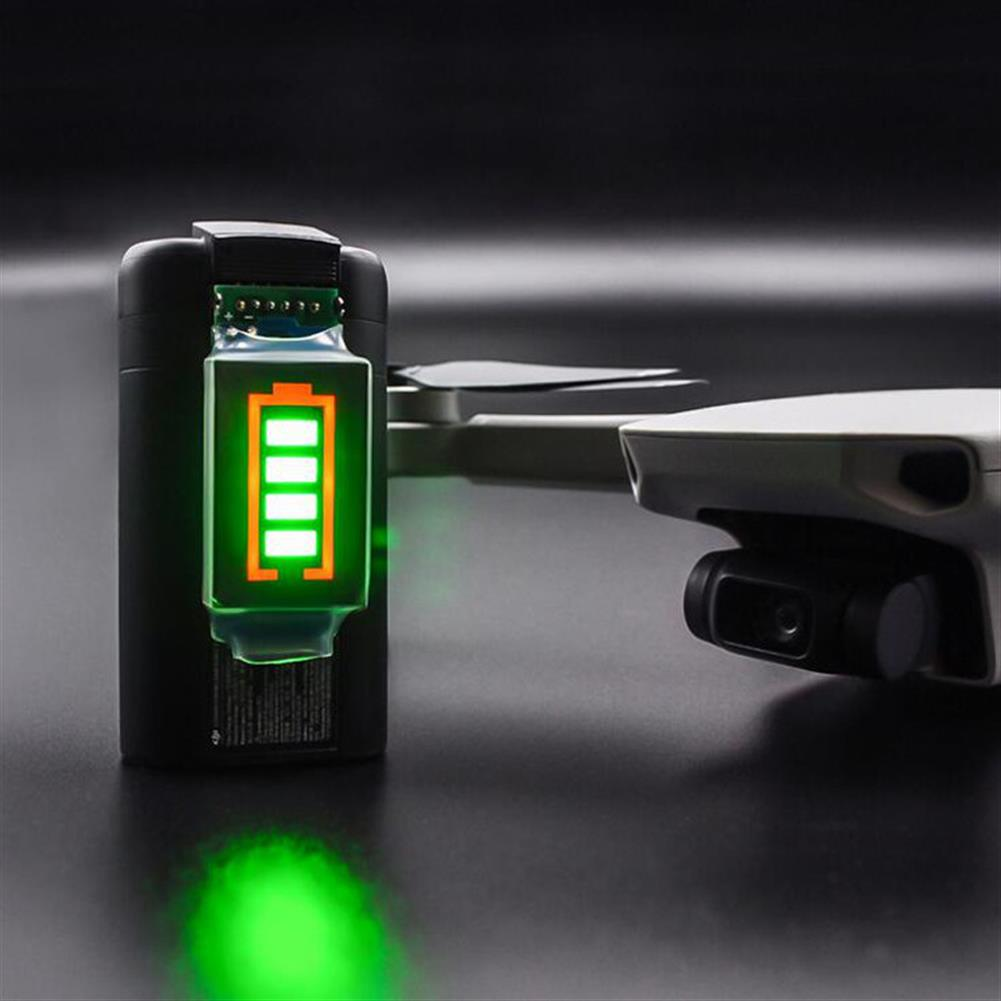rc-quadcopter-parts STARTRC Battery Power Capacity indicator Board Safety Warning for DJI Mavic Mini Drone HOB1654338