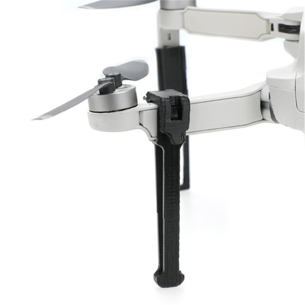 rc-quadcopter-parts Landing Gear Extended 3D Printed Heighten Leg Tripod Accessories for DJI Mavic Mini RC Quadcopter HOB1656250 3