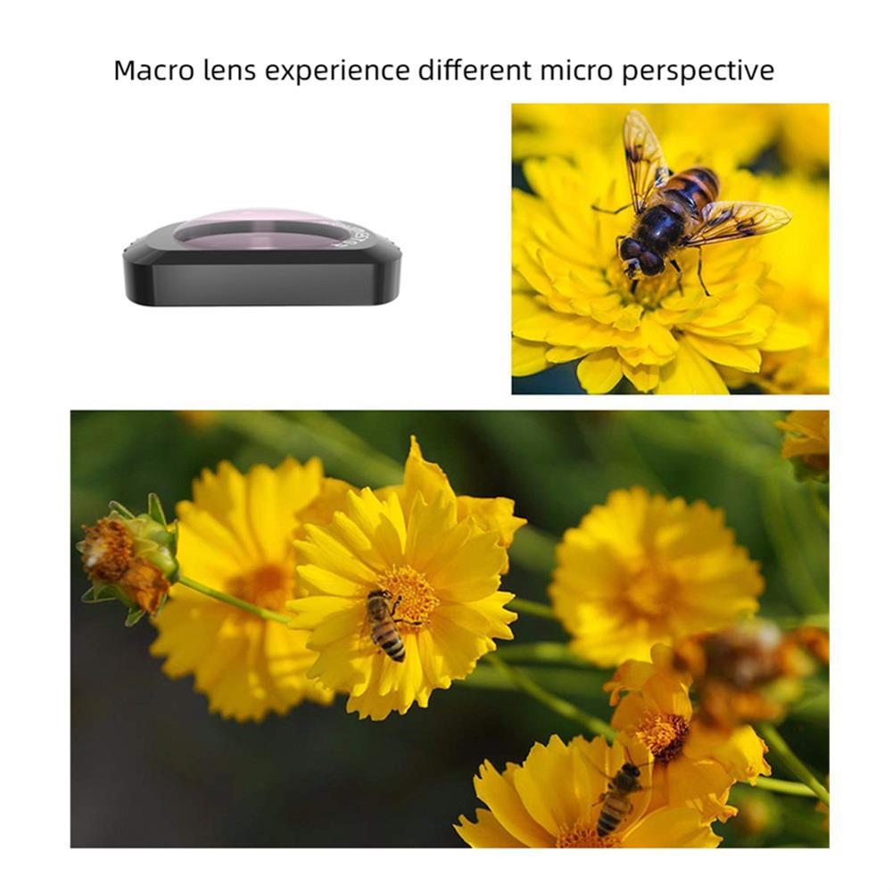 fpv-system URUAV FP-3 Lens Filter 15X Macro Lens for FIMI PALM Handheld Gimbal Camera HOB1657851 1