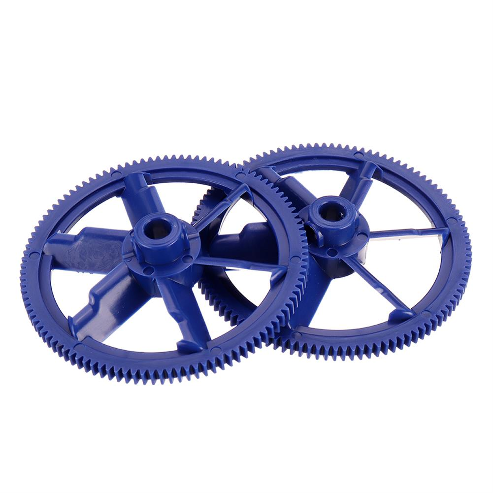 rc-helicopter-parts 1 Pair Tail Drive Gear for Align T-REX 450 Pro/ALZRC Devil 450 Pro HOB1658962